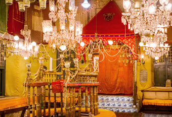 A Jewish Autumn in Kochi: Simchat Torah and other celebrations