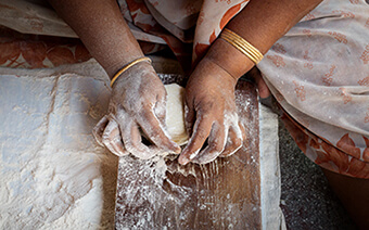 Pappadam Makers Of Cherlai